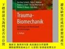 二手書博民逛書店罕見Trauma-BiomechanikY405706 Kai-Uwe Schmitt ISBN:97836