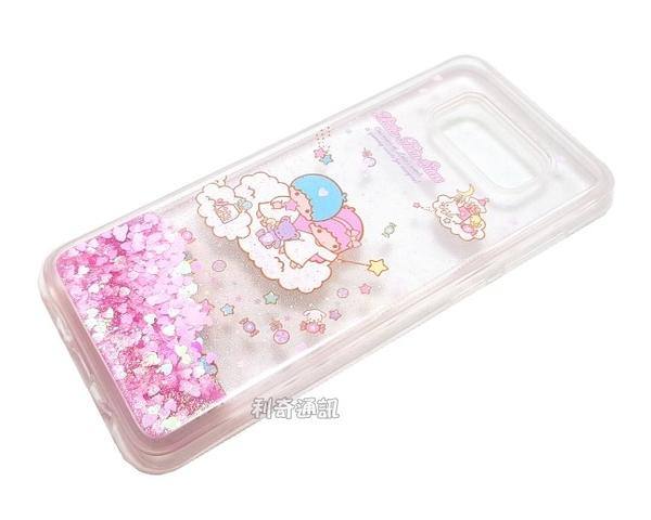 雙子星透明流沙軟殼 [糖果] Samsung Galaxy S8 Plus G955FD (6.2吋)【三麗鷗正版授權】