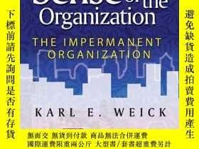 二手書博民逛書店Making罕見Sense Of The OrganizationY256260 Karl E. Weick