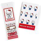 Sanrio HELLO KITTY便箋型紙膠帶(經典造型)★funbox★_702510