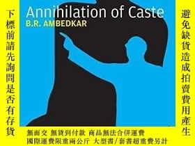 二手書博民逛書店Annihilation罕見Of CasteY255562 B.r. Ambedkar Verso 出版20