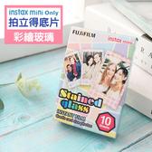 【彩繪玻璃拍立得底片】Norns 富士Fujifilm instax mini 8 25 50S 70 90 SP1 SP2 lomo instant適用 聖誕禮物