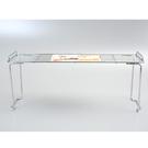 【Pearl】不鏽鋼廚房加高長型置物架 / 多功能置物架 / H-7825
