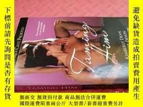 二手書博民逛書店【英文原版】Faming罕見Him( 如圖)Y25633 Kimberly Dean等 Pocket 出版2
