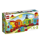 LEGO樂高 Duplo 得寶幼兒系列 數字火車_LG10847