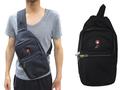 ~雪黛屋~SPYWALK 單後背包小容量單左肩單右肩雙後背反背為胸前USB充電設計主袋+外袋SD9012