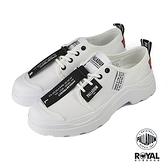 Palladium Pallakix Overlab 白色 布質 休閒鞋 男女款 NO.B1181【新竹皇家 76688-100】