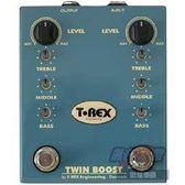 【敦煌樂器】T-Rex TwinBoost 雙通道提升