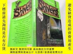 二手書博民逛書店A罕見ghastly shade of green:可怕的綠色陰影Y200392