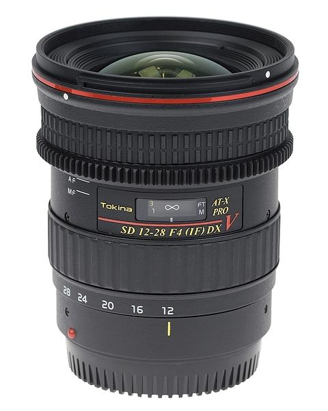 ◎相機專家◎ TOKINA AT-X 12-28mm PRO DX V F4.0 鏡頭 For Canon 公司貨