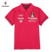 Hush Puppies POLO衫 男裝透氣涼感脇邊剪裁POLO衫