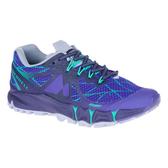 [Merrell] (女) Agility Peak Flex 戶外越野跑鞋 紫/藍 (ML37712)