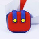 [哈GAME族]免運費 可刷卡●100%量身訂做●SINGULAB NS 瑪利歐經典配色 Joy-Con手把收納包 攜行包