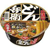 【KP】日本 日清 香濃咖哩烏龍碗麵 泡麵 86g 日本製造進口 4902105244913