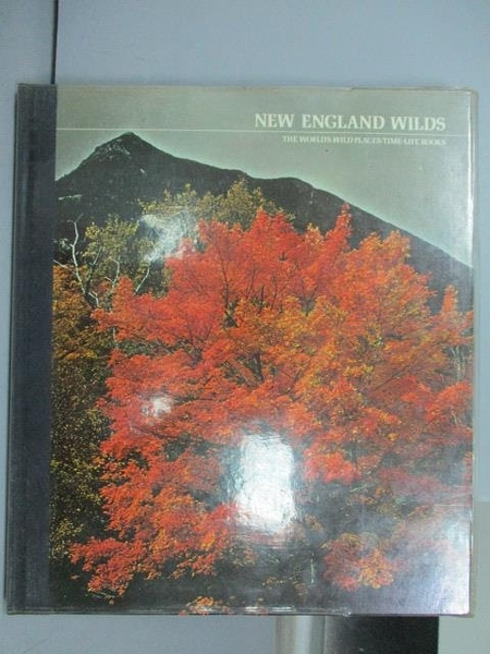 【書寶二手書T9/地理_PLL】New England Wilds