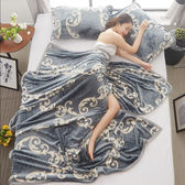 毛巾被 珊瑚絨毯子加厚法蘭絨毛毯單人薄款夏季空調毯午睡毛巾被床單1.8m 英雄聯盟