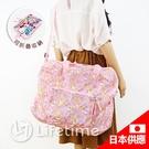 ﹝Kitty手提行李袋﹞日貨 行李袋 旅遊袋 收納包 購物袋 凱蒂貓〖LifeTime一生流行館〗