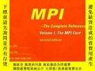 二手書博民逛書店罕見MpiY256260 Marc Snir The Mit Press 出版1998