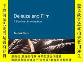 二手書博民逛書店Deleuze罕見And FilmY364682 Teresa Rizzo Continuum 出版2012