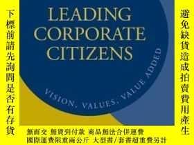 二手書博民逛書店Leading罕見Corporate CitizensY307751 Sandra Waddock Mcgra