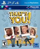 PS4 那是你(美版代購)