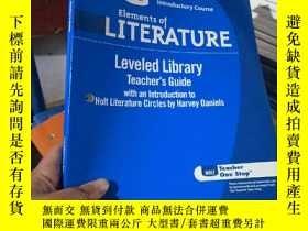 二手書博民逛書店Leveled罕見Library Teacher s Guide