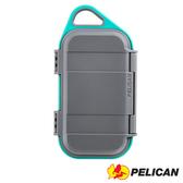 美國 PELICAN 派力肯 塘鵝 G40 防水 微型 小型 氣密箱 青藍灰色 / 露營 戶外運動 單車 適用