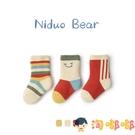 嬰兒襪子冬加厚保暖寶寶襪毛圈兒童中長筒襪【淘嘟嘟】
