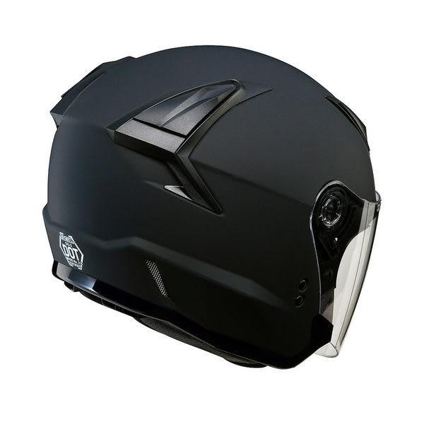 SOL安全帽,SO2,素色/消光黑