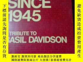 二手書博民逛書店African罕見Studies Since I945Y22067 A Tribute to Basil Da