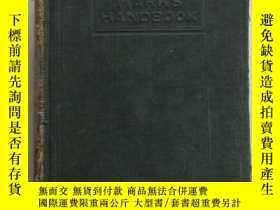 二手書博民逛書店marks罕見handbook(英文原版書)Y18930