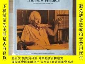 二手書博民逛書店The罕見new physics - the route int
