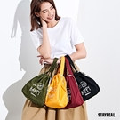 STAYREAL BE HAPPY束口手提包