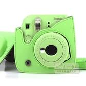 相機套 富士一次成像拍立得mini8 mini9包單肩相機皮套攝影包保護殼-快速出貨