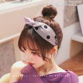 髮箍網紅發箍成人韓國簡約寬邊壓發帶蝴蝶結可愛超萌發卡頭箍 曼莎時尚
