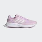 ADIDAS RUNFALCON 2.0 K 粉色基本慢跑童鞋-NO.FY9499