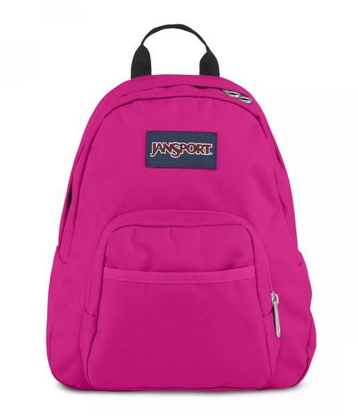 JANSPORT 校園後背包 基本款小童包-桃紅-43907