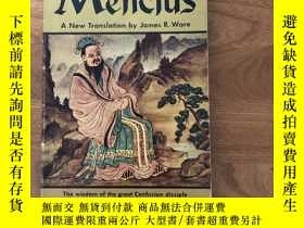 二手書博民逛書店THE罕見SAYINGS OF MENCIUSY445475 Mencius A mentor book 出