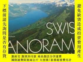 二手書博民逛書店Artemis罕見Swiss Panorama【8開精裝 英法德