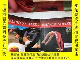 二手書博民逛書店SECOND罕見EDITION BALANCED SCIENCE 1+2Y246305 見圖 見圖