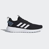 Adidas Cloudfoam Lite Racer男款黑色慢跑鞋-NO.DB1590