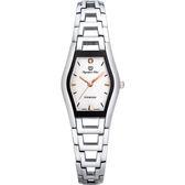 Olympia Star 奧林比亞之星  Jolie dame造型時尚腕錶(名媛白)25mm