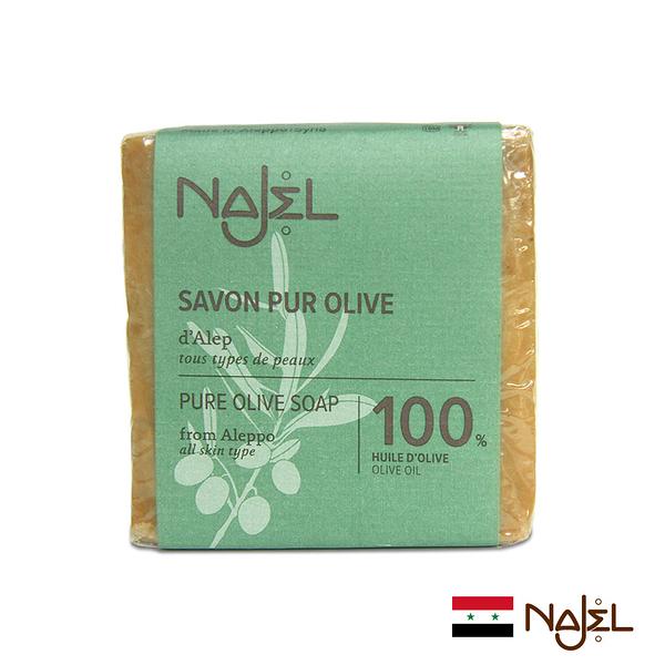 正宗敘利亞Najel橄欖油100%阿勒坡皂200g