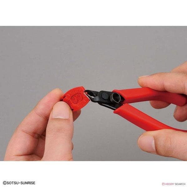 萬代 組裝模型工具 入門斜口鉗 紅色 台灣製造 TOYeGO 玩具e哥