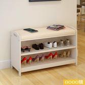 鞋架簡易家用防塵收納架現代鞋櫃多功能