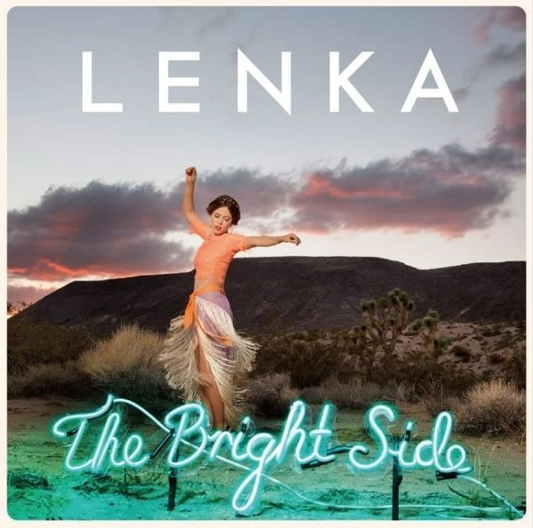 蘭卡  幸福超展開 CD Lenka  The Bright Side (購潮8)