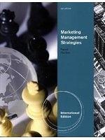 二手書博民逛書店《Marketing Management Strategies