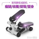 踏步機 瘦腿機登山腳踏機小型運動健身器材免安裝 免運快出