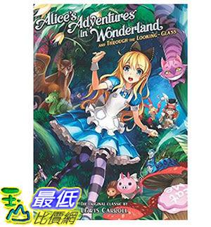 [美國直購] 2016美國暢銷書 Alice s Adventures in Wonderland and Through the Looking Glass