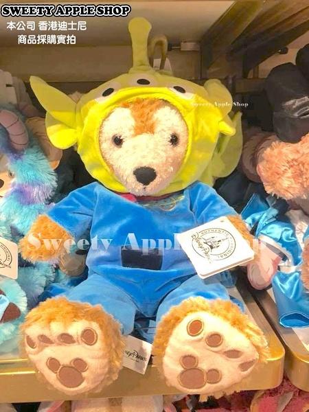 (現貨&樂園實拍) 香港迪士尼 樂園限定 達菲 三眼怪 造型 S號玩偶 專用衣服配件 (不含S玩偶喔!)